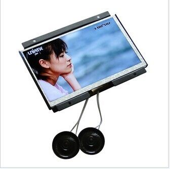 HD 7 Inch Open Frame LCD Monitor Digital Signage LCD Display With Remote Control